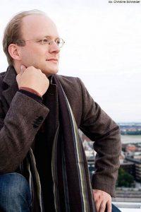 Der Organist Hansjörg Albrecht. Foto: Christine Schneider