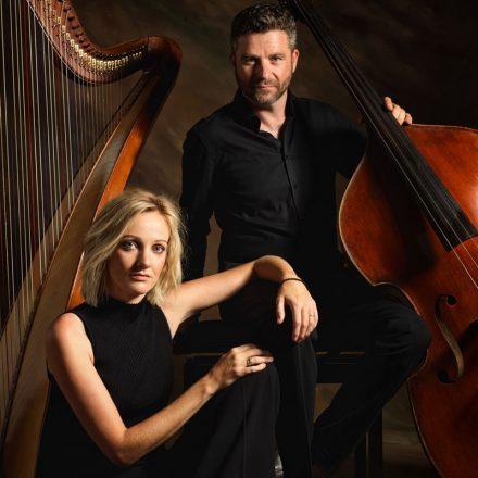 Katrin und Werner Unterlercher gestalten den diesjährigen Volksmusikabend der Academia Vocalis am 25. Juli 2020 in Mariastein. Foto: Academia Vocalis