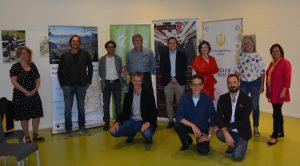 Abschluss-Veranstaltung EU Interreg-Kleinprojekt Gemeinsam grenzüberschreitend Geld & Gesellschaft gestalten. Foto: Unterguggenberger Institut