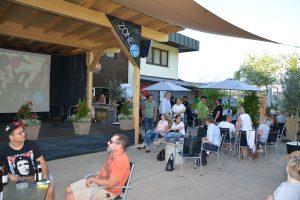 Grillabend - Dankefeier am 9. Juli 2020 in der Zone Wörgl. Foto: Veronika Spielbichler