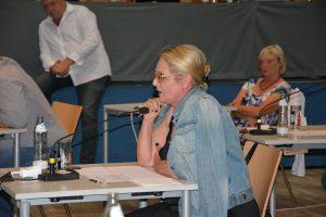 Wörgler Gemeinderat am 9. Juli 2020. Foto: Veronika Spielbichler