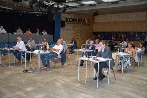 Wörgler Gemeinderat am 9. Juli 2020. Foto: Veronika SpielbichlerWörgler Gemeinderat am 9. Juli 2020. Foto: Veronika Spielbichler