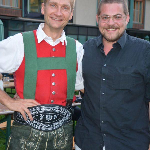 Platzkonzert der BMK Bruckhäusl am 7. August 2020 in Wörgl. Foto: Veronika Spielbichler