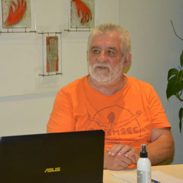 Vortrag Bedingungsloses Grundeinkommen am 15.9.2020 in Wörgl. Foto: Veronika Spielbichler