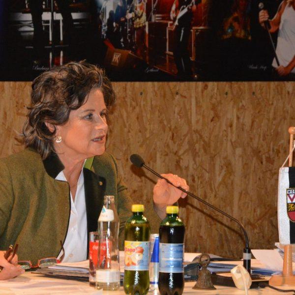 Wörgler Gemeinderat am 5. November 2020. Foto: Veronika Spielbichler