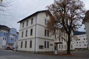 Alte Musikschule November 2020. Foto: Veronika Spielbichler