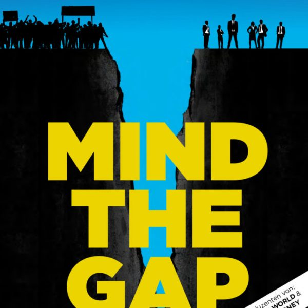 Mind the Gap wird am 16. Mätz 2021 im Tagungshaus Wörgl gezeigt. Bildnachweis: Allegro Film