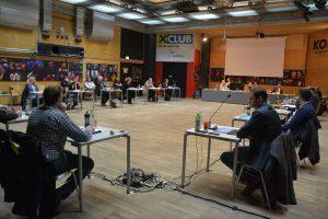 Wörgler Gemeinderat am 17.12.2020. Foto: Veronika Spielbichler