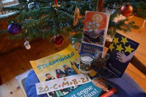 Geschenk des Pfarrverbandes Wörgl-Bruckhäusl zu Weihnachten 2020. Foto: Veronika Spielbichler