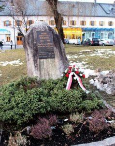 Die SPÖ Wörgl hält auch heuer die Gedenkfeier an die Opfer des Faschismus am 12. Februar 2021 ab und ersucht um Teilnahme unter Einhaltung der Corona-Sicherheitsmaßnahmen. Foto: SPÖ Wörgl