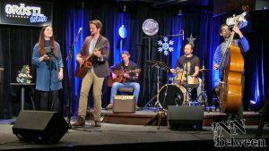 INNbetween präsentiert sein Debut-Programm beim Online-Konzert aus der Arche Noe in Kufstein am 20. Februar 2021 ab 20:15 Uhr. Foto: INNbetween facebook