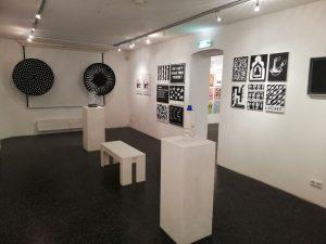 Die Galerie am Polylog zeigt bis 13. März 2021 Arbeiten von Andreas Holzknecht. Foto: Verein am Polylog