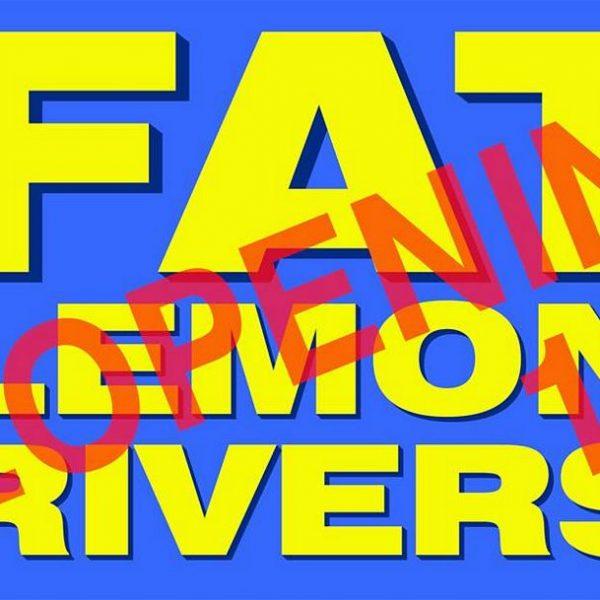Aufgrund des Corona-Lockdowns wurde die Dauer der Ausstellung Fat Lemon Rivers verlängert. Foto: Verein am Polylog