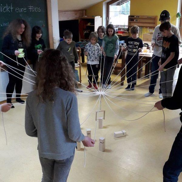 Wer die Lernwerkstatt Zauberwinkl - eine Privatschule mit Öffentlichkeitsrecht in Wörgl - kennenlernen will, hat dazu am 24.3.2021 bei einer Online-Videokonferenz die Möglichkeit. Foto: Lernwerkstatt Zauberwinkl