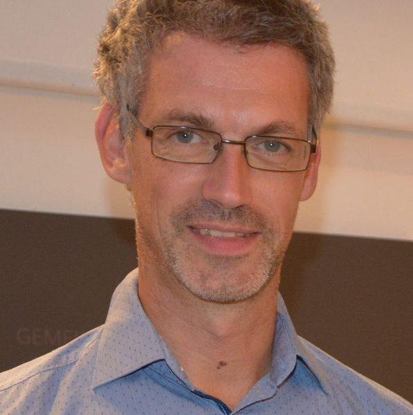 Referent Christian Gelleri. Foto: Veronika Spielbichler
