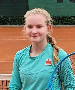 Eva Woydt vom TC Wörgl. Foto: TC Wörgl