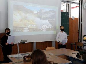 """BRG Schulprojekt """"Be smart with your phone"""". Foto: Uta Löser"""