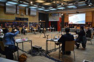 Wörgler Gemeinderat am 25.3.2021. Foto: Veronika Spielbichler