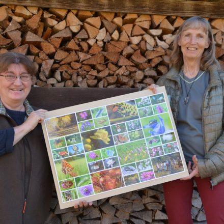 10 Jahre Filz - zwei Naturschützerinnen feiern 2021. Foto: Veronika Spielbichler