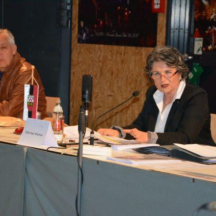 Wörgler Gemeinderat am 29.4.2021. Foto: Veronika Spielbichler