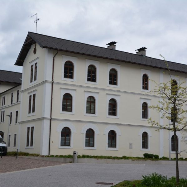 Alte Musikschule Mai 2021. Foto: Veronika Spielbichler