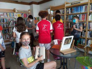 Das vielfältige Angebot in der Wörgler Bücherei macht Lust aufs Lesen! Foto: Öffentliche Bücherei Wörgl