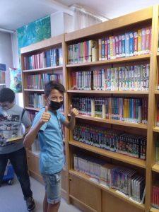 Genug Lesestoff für die Sommerferien! Foto: Öffentliche Bücherei Wörgl