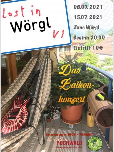 """Die sechste Auflage von """"Lost in Wörgl"""" eröffnet das 1.Guggifestival im Garten der Zone Wörgl. Foto: Lost in Wörgl/www.guggifestival.com"""