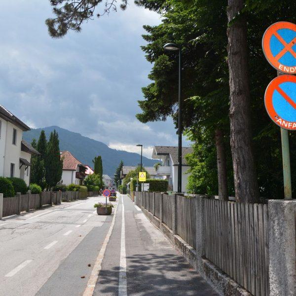 Unterguggenberger Straße. Foto: Veronika Spielbichler