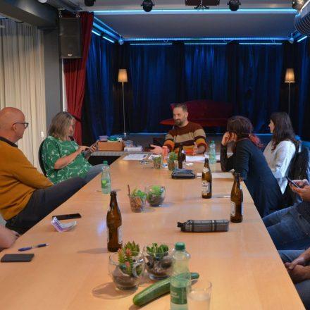 CryptoCircle des Unterguggenberger Institutes in der Zone Wörgl. Foto: Veronika Spielbichler