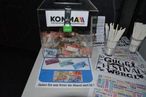 Lost in Wörgl VI beim Guggifestival am 8.7.2021. Foto: Veronika Spielbichler