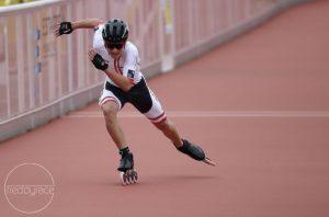 Alexander Farthofer war erstmals bei einer Europameisterschaft am Start. Foto: Thomas Wendt
