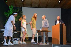Guggifestival Theater unterLand Extrawurst 28. Juli 2021. Foto: Veronika Spielbichler