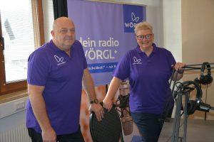 Guggifestival Radio Wörgl+ Café am 31. Juli 2021. Foto: Veronika Spielbichler