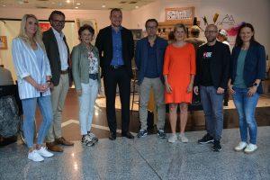 Eröffnung innovativ.raum Wörgl am 2.8.2021. Foto: Veronika Spielbichler