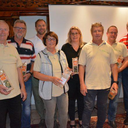 Jahreshauptversammlung Obst- und Gartenbauverein Wörgl am 16.9.2021. Foto: Veronika Spielbichler