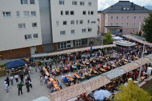 10. Fest der Nationen in Wörgl am 11.9.2021. Foto: Veronika Spielbichler