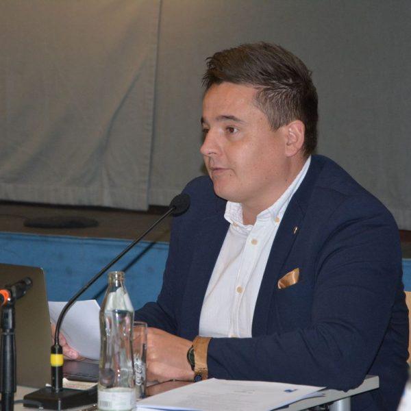 Wörgler Gemeinderat 30. September 2021. Foto: Veronika Spielbichler