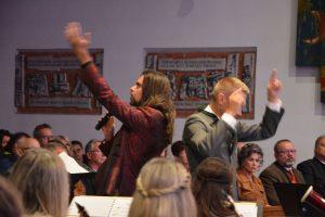 Herbstkonzert der BMK Bruckhäusl am 10.10.2021. Foto: Veronika Spielbichler