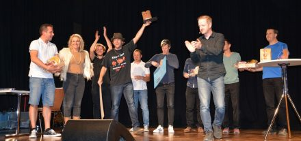 2. Tiroler Kabarett-Festival am 16.10.2021 im Tux-Center. Foto: Veronika Spielbichler